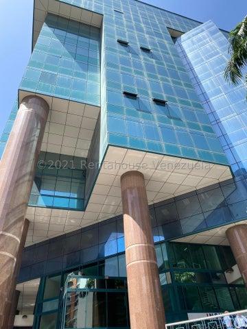 Oficina Distrito Metropolitano>Caracas>El Rosal - Alquiler:5.485 Precio Referencial - codigo: 21-27577
