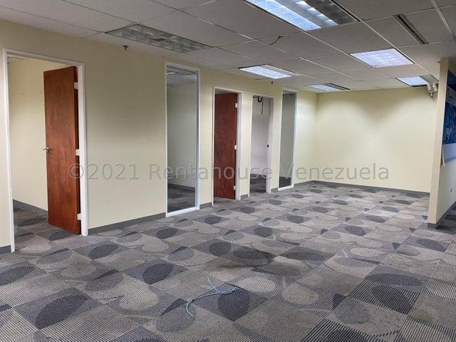 Oficina Distrito Metropolitano>Caracas>La Castellana - Venta:184.352 Precio Referencial - codigo: 21-27594