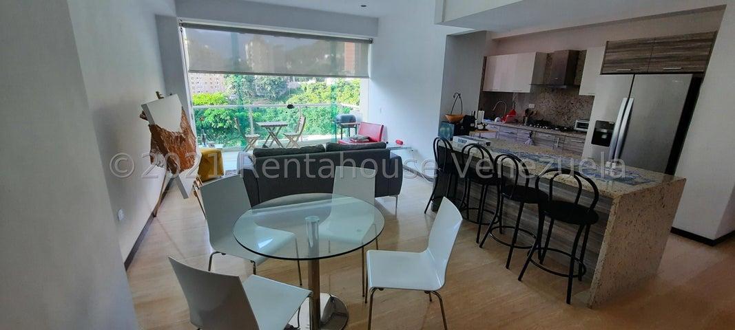 Apartamento Distrito Metropolitano>Caracas>Las Mesetas de Santa Rosa de Lima - Venta:195.000 Precio Referencial - codigo: 21-15261