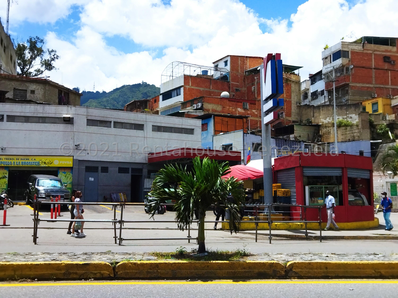 Local Comercial Distrito Metropolitano>Caracas>Catia - Venta:1.140.000 Precio Referencial - codigo: 22-493