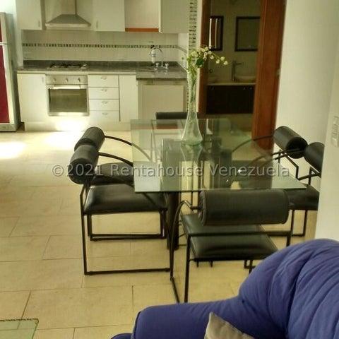 Apartamento Distrito Metropolitano>Caracas>Oripoto - Alquiler:650 Precio Referencial - codigo: 22-1112