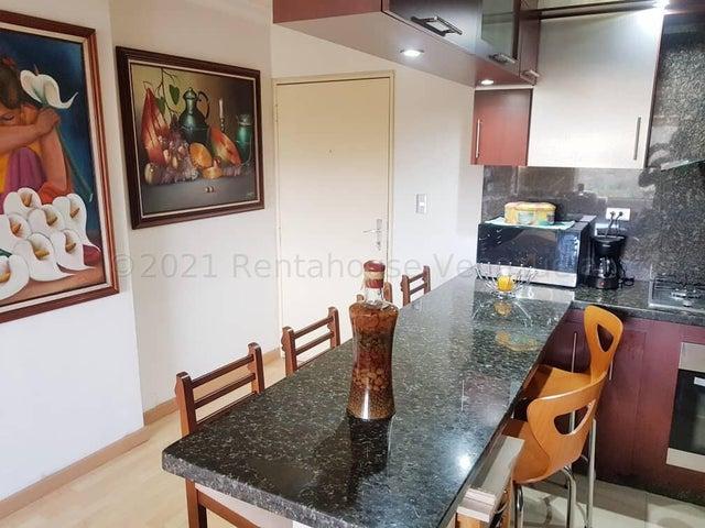 Apartamento Distrito Metropolitano>Caracas>Quebrada Honda - Venta:55.000 Precio Referencial - codigo: 22-787