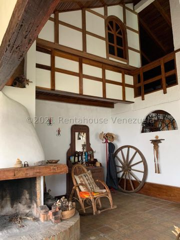 Casa Aragua>La Colonia Tovar>La Colonia Tovar - Venta:125.000 Precio Referencial - codigo: 22-1044