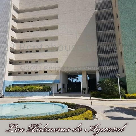 Apartamento Miranda>Municipio Brion>Conjunto Vacacional Las Palmeras de Aguasal - Venta:45.000 Precio Referencial - codigo: 22-2754