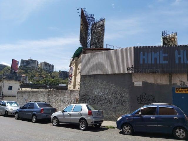 Terreno Distrito Metropolitano>Caracas>Bello Monte - Venta:2.600.000 Precio Referencial - codigo: 22-2134
