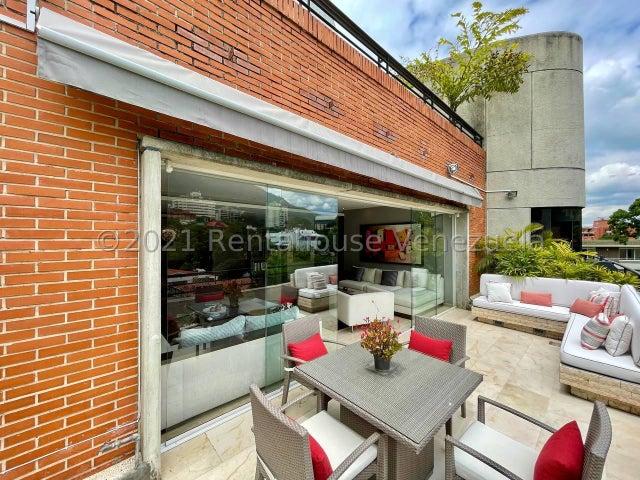 Apartamento Distrito Metropolitano>Caracas>La Castellana - Venta:850.000 Precio Referencial - codigo: 22-3941