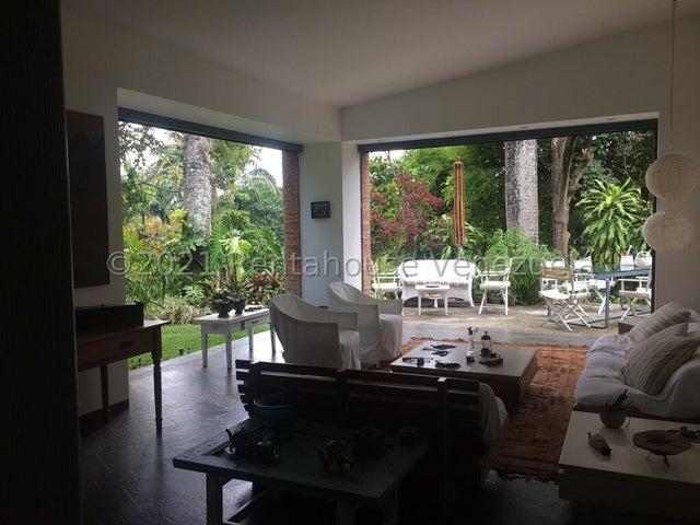 Casa Distrito Metropolitano>Caracas>El Peñon - Alquiler:1.150 Precio Referencial - codigo: 22-4598