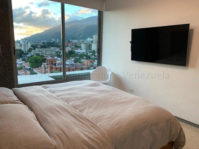 Apartamento Distrito Metropolitano>Caracas>Sebucan - Alquiler:1.250 Precio Referencial - codigo: 22-4611