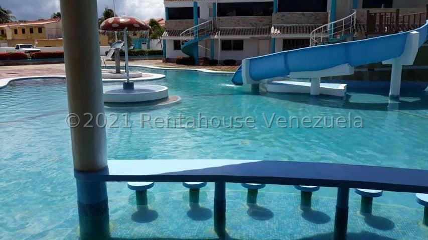 Apartamento Falcon>Chichiriviche>Flamingo - Venta:15.000 Precio Referencial - codigo: 22-4632