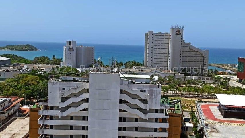 Apartamento Nueva Esparta>Margarita>Costa Azul - Venta:28.000 Precio Referencial - codigo: 22-4655