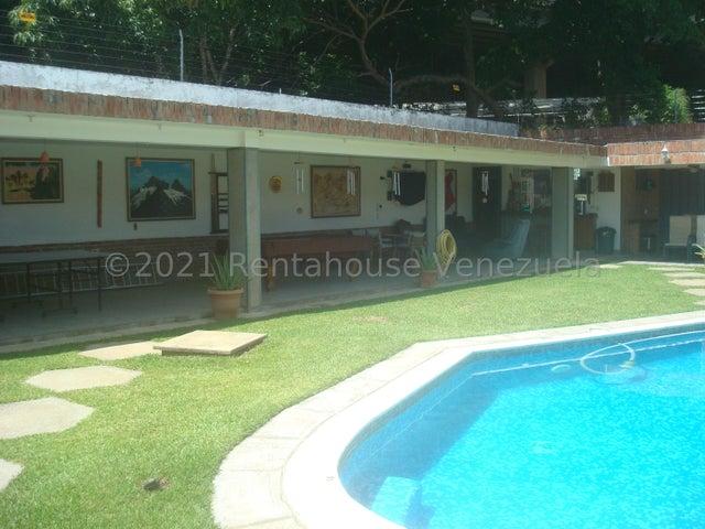 Casa Distrito Metropolitano>Caracas>Terrazas del Club Hipico - Venta:850.000 Precio Referencial - codigo: 22-4656