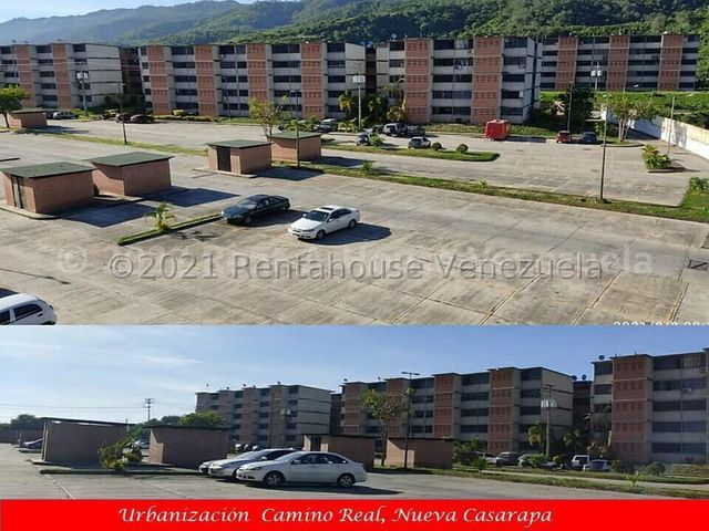 Apartamento Miranda>Guarenas>Camino Real - Venta:10.500 Precio Referencial - codigo: 22-1430