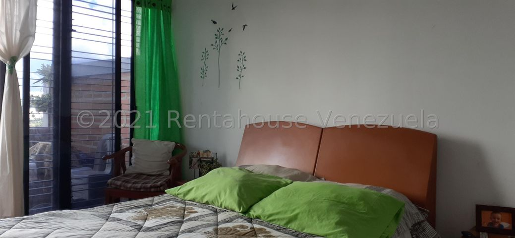 Apartamento Distrito Metropolitano>Caracas>Los Samanes - Alquiler:550 Precio Referencial - codigo: 22-6734