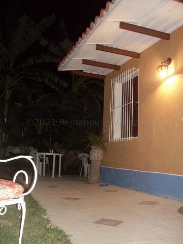 Casa Aragua>Choroni>Calle Principal - Venta:45.000 Precio Referencial - codigo: 22-7433