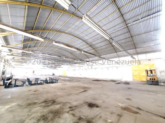 Galpon - Deposito Aragua>La Victoria>Zona Industrial Soco - Venta:220.000 Precio Referencial - codigo: 22-7505