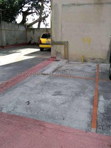 Apartamento Distrito Metropolitano>Caracas>Valle Abajo - Venta:40.000 Precio Referencial - codigo: 22-7453