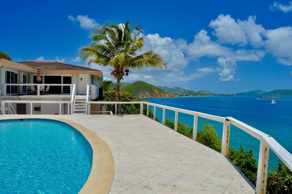Cabrita point virgin islands was