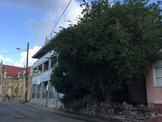 Centrally located vacant lot in the town of Christiansted