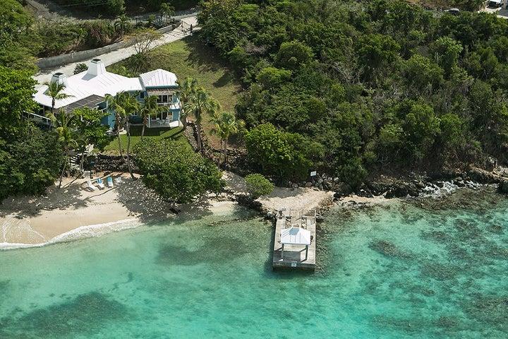 The Beach House premier location on Secret Harbour