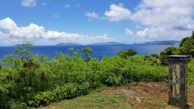 Expansive down island views are yours every day when you build here!