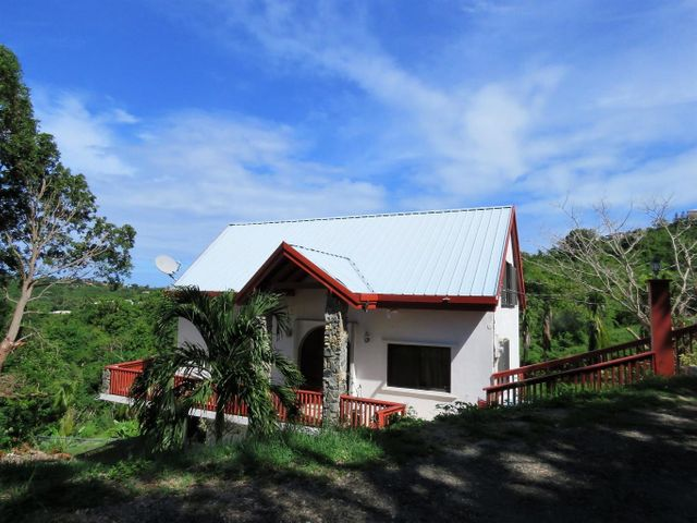 Hill top home