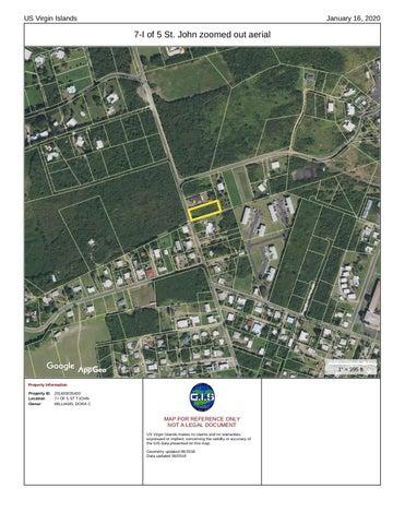 7-I of 5 St. John QU, St. Croix,