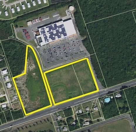 Everything outlined is available for sale - Tailor your acreage and site plan - make an offer!