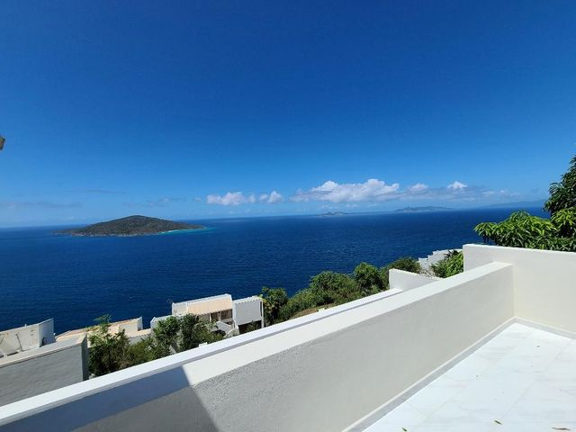 Perfect down island views from practically every room