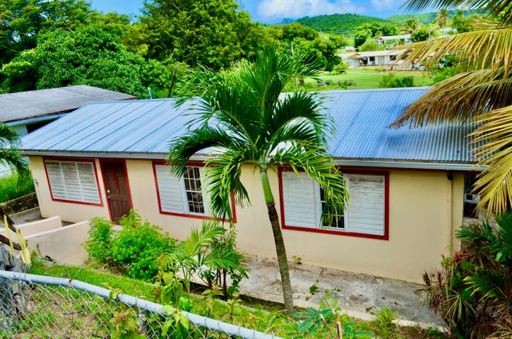 New galvanized roofing