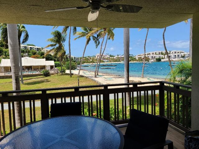Condo location is perfect right on the beach!