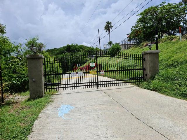 newly gated community