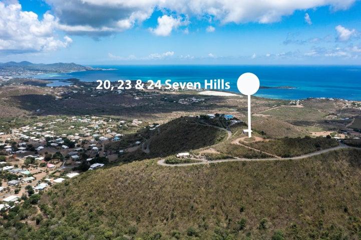 20, 23, 24 Seven Hills EA, St. Croix,