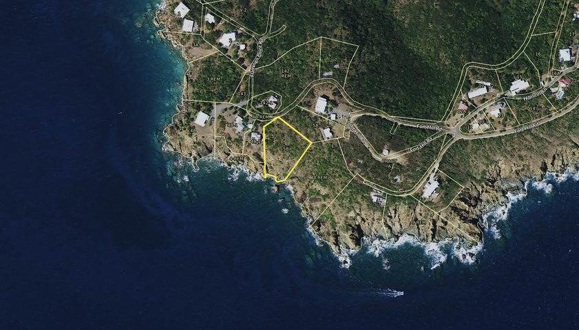 5B Water Island SS, St. Thomas,