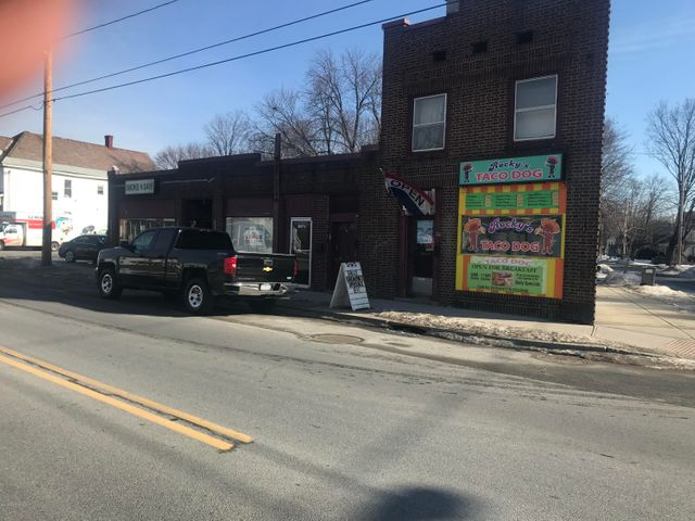 Front View 56 Main Street (Route 4)