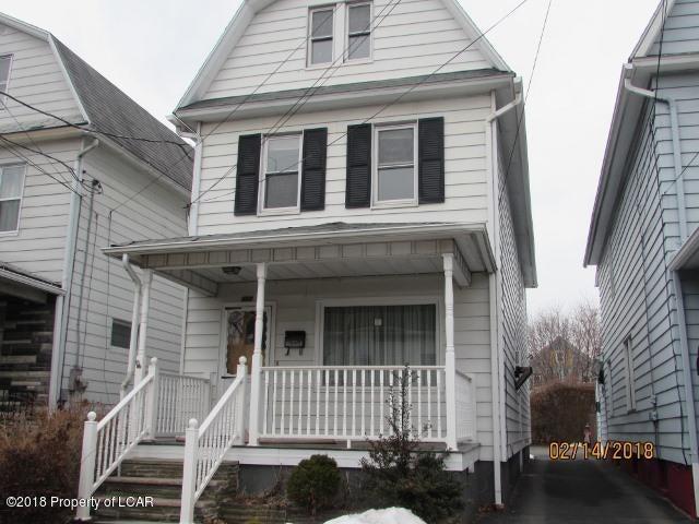 416 Schuyler Ave, Kingston, PA 18704
