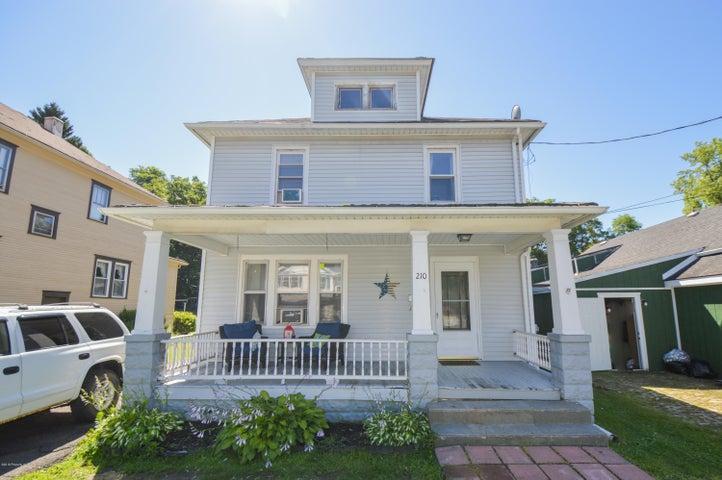 210 E Luzerne Ave, Larksville, PA 18704