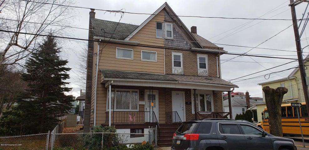336 North St, West Hazleton, PA 18202
