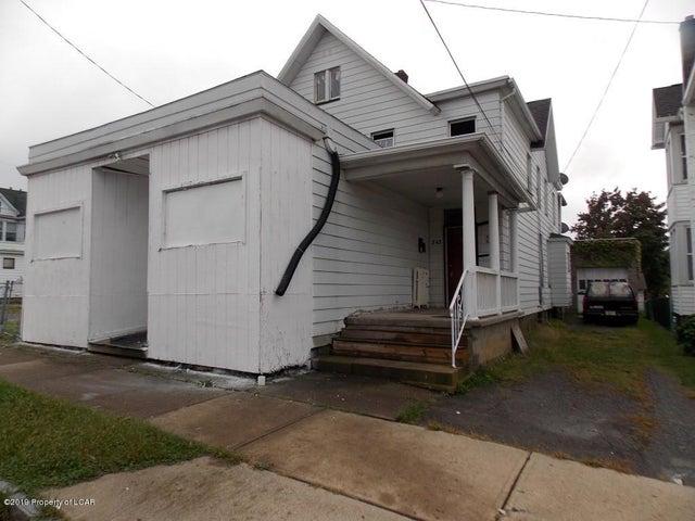 343 E South Street, Wilkes-Barre, PA 18702