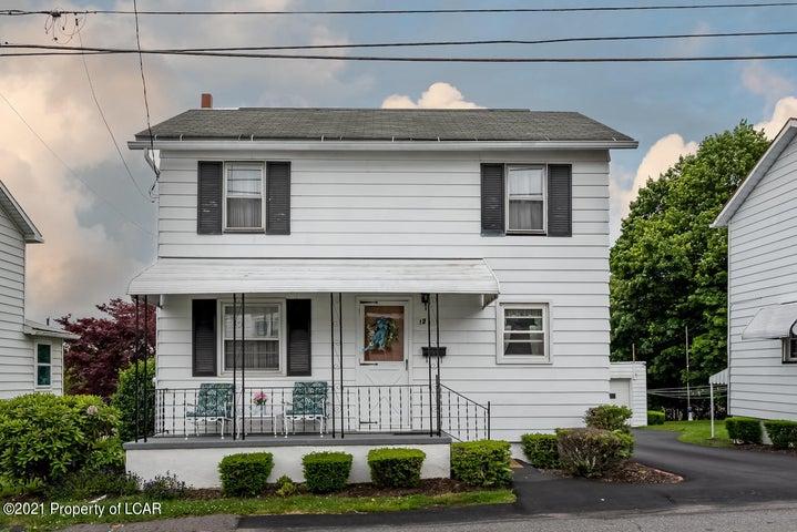 12 Powell Street, Plains, PA 18705