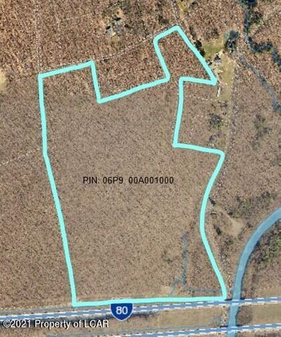 Lot 001 Honey Hole Road, Drums, PA 18222