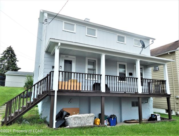 523-525 Hickory Street, Old Forge, PA 18518