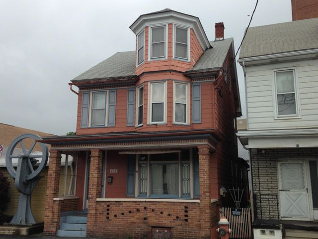 Tamaqua Duplex- conveniently located within the Historic District, this two-family home features 2 bedrooms in each unit, separate electric services, and large front and rear porches. Within easy walking distance of many downtown businesses, this property has been nicely maintained and is ready for a new owner! Bonus: 210 E Cottage Ave is included in this price!