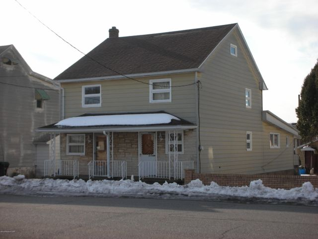 This 2 family dwelling is ideal for  rental or live in one side and collect rent on other side to pay mortgage. One side is completely remodeled and ready to move into, other side is older and in need of ''TLC''  Priced  for  a quick sale, bonus is a detached oversize single garage too!