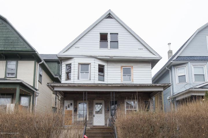 EXCELLENT OPPORTUNITY to get a FIXER UPPER DUPLEX with TONS OF POTENTIAL. House needs FULL REHAB and RENOVATION. Perfect for an INVESTOR to put in some work in return for GREAT EQUITY. You can easily add SUBSTANTIAL VALUE. Priced at AS-IS cash price point.
