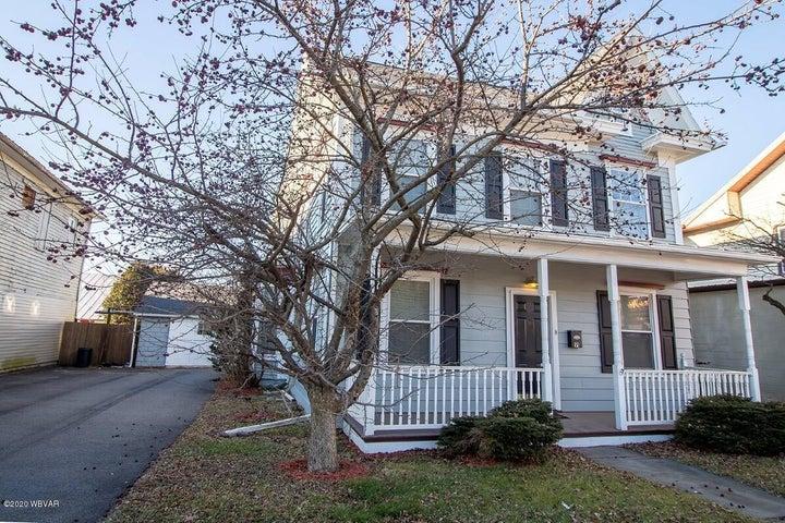 91 N MAIN STREET, Hughesville, PA 17737