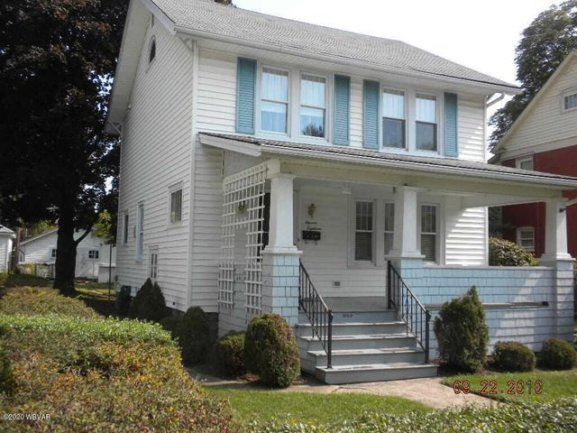 1118 BALDWIN STREET, Williamsport, PA 17701