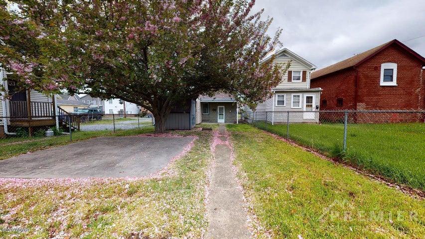 816 FIRST STREET, Williamsport, PA 17701