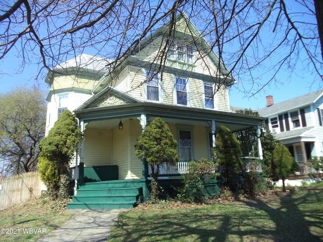 817 ELMIRA STREET, Williamsport, PA 17701