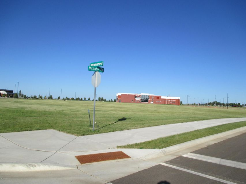 This is to parcels of land located at1610 Commencement Blvd and 1617 victory Drive in Marshall, MN. It located right in front of the brand new sports center.This is a perfect site for a new hotel and restaurant!