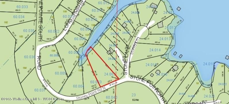 LOT 1 STONEY POINTE LANDING, Double Springs, AL 35553